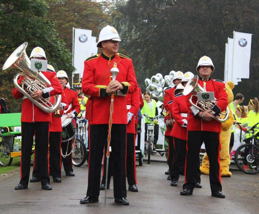 hire-mfl-military-brass-band-in-hertfordshire
