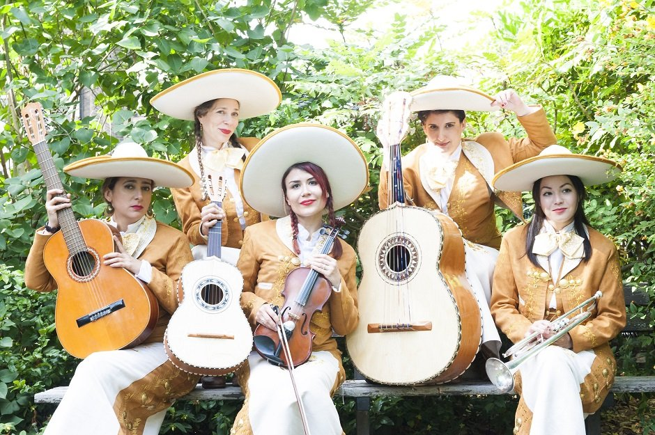 FEMALE MARIACHI BAND FOR WEDDINGS, CORPORATE EVENTS & FUNCTIONS
