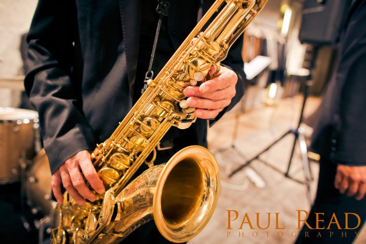 Saxophonist-London