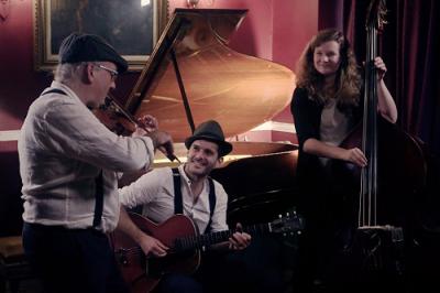 The Jones Swing, Jazz & Gypsy Trio