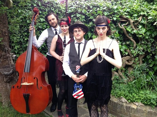 Hire A 1920's Jazz Band In London