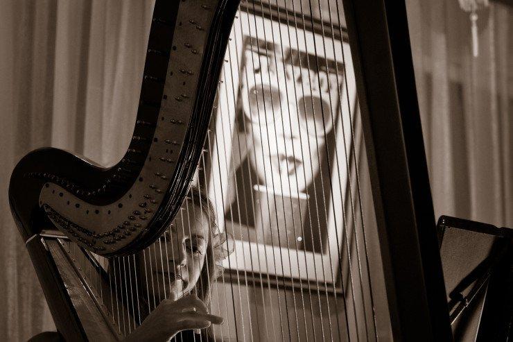 Harpist Hire London