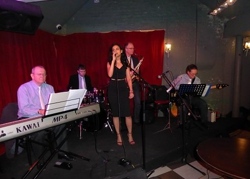 Swing Band For Hire In London