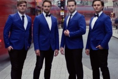 The 4 Tuners Vocal Harmony Group