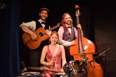 Book The London Jazz Trio - Music For London