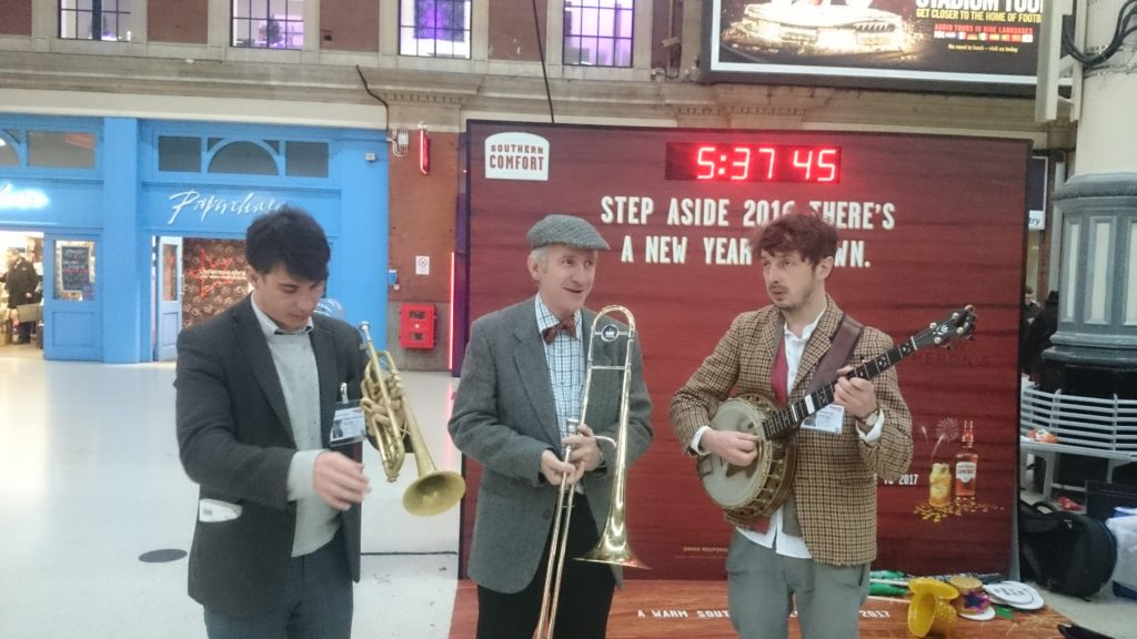 Hire Dixieland Musicians London