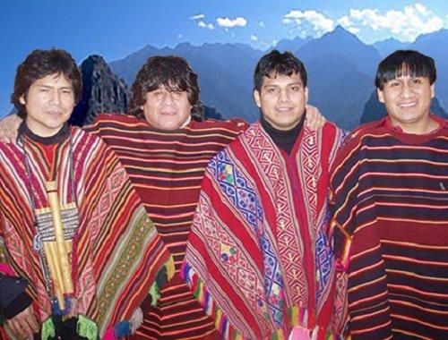 Del Titicaca - Authentic Panpipe Band in London