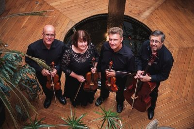Book The String Diversity Quartet in London - Music for London