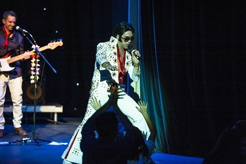 Book The Elvis show band in London - Music for London