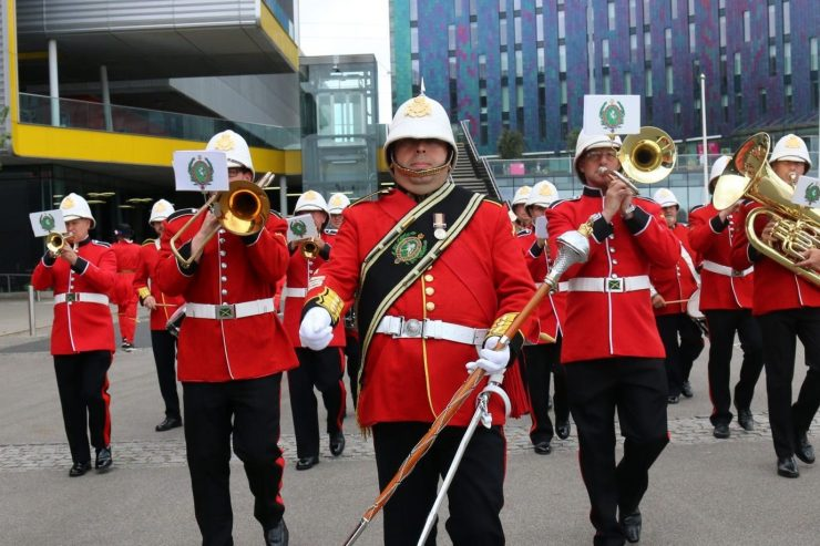 MFL Military Marching Brass Band