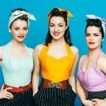 Book A Female Harmony Trio in London - Music for London