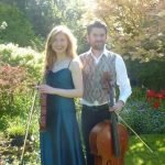 Violin Cello Duo For Hire in London - Music for London