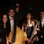 Book A Jazz Ballroom Quartet in London - Music for London