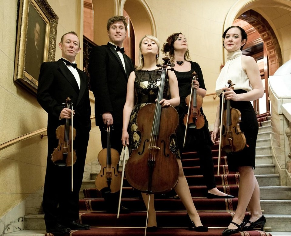 Music For London Oopsie String Quartet Amp Quintet