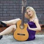 Book A Solo Female Vocalist Guitarist in London - Music for London