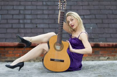 Book A Solo Female Vocalist Guitarist in London - Music for London