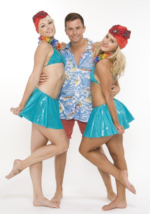 Hawaiian Fancy Dress