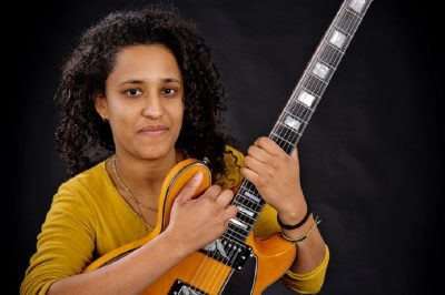 Book A Solo Female Guitarist in London - Music for London