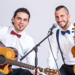 Book A Vocals & Guitar Duo in London - Music for London
